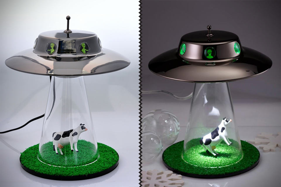 Alien Abduction Lamp Mikeshouts Interiors Inside Ideas Interiors design about Everything [magnanprojects.com]