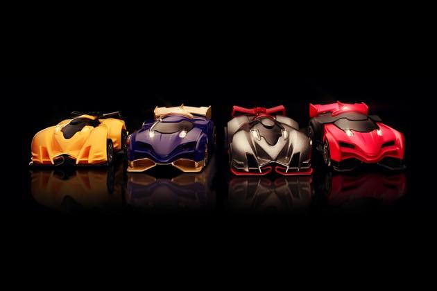 Anki Drive - The Cars