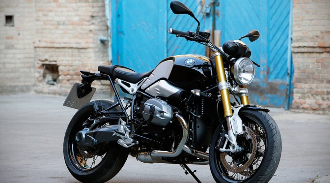 BMW R nineT Roadster Bike