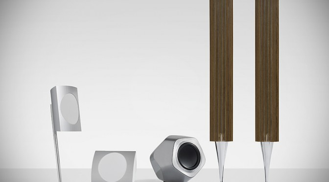 Bang & Olufsen BeoLab WiSA-certified Speakers