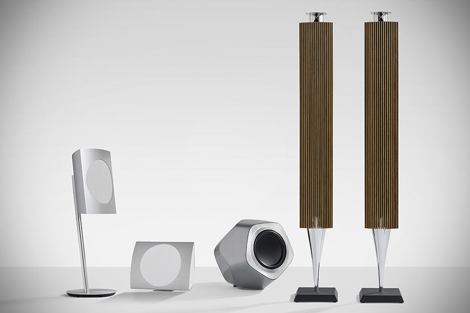 Bang Amp Olufsen Beolab Wisa Certified Speakers Mikeshouts