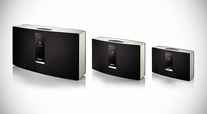 Bose SoundTouch WiFi Music Systems