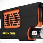 Brunton Hydrogen Reactor Portable Power Pack