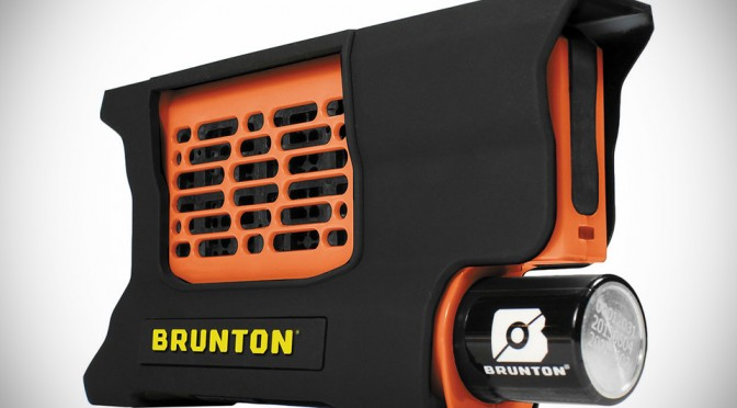 Brunton Hydrogen Reactor Portable Power Pack