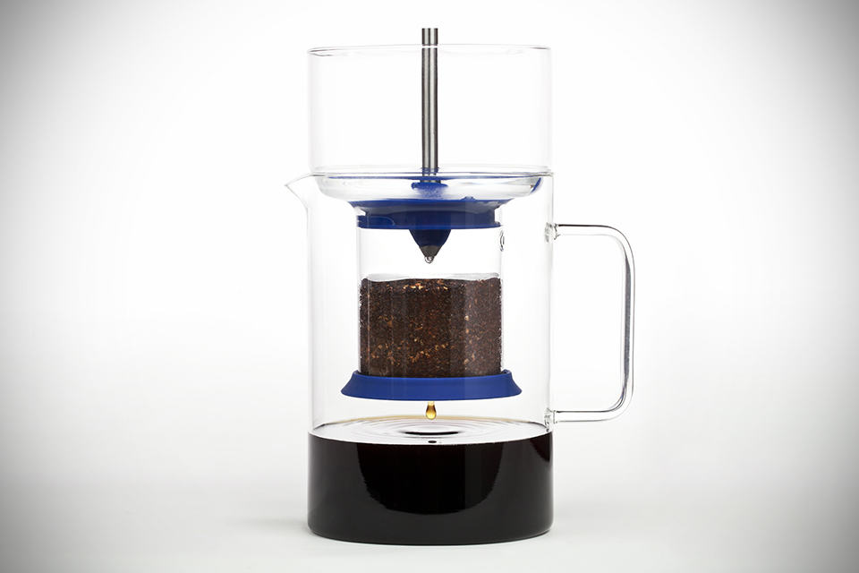 Cold Bruer Slow-Drip Coffee Maker - MIKESHOUTS