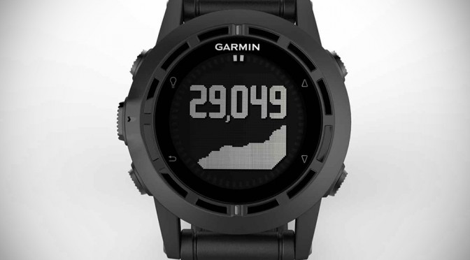 Garmin Tactix GPS Navigator Watch
