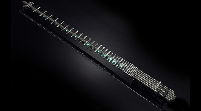 Gittler Titanium Guitar