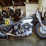 Harley Panhead by Noise Cycles