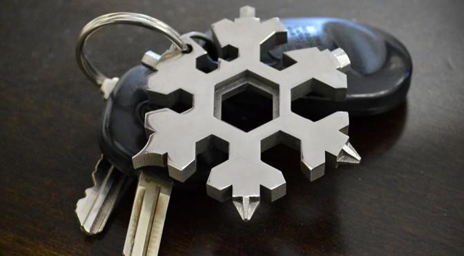 HexFlex Compact Snowboard Tool