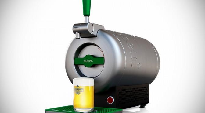 KRUPS The Sub Heineken Edition