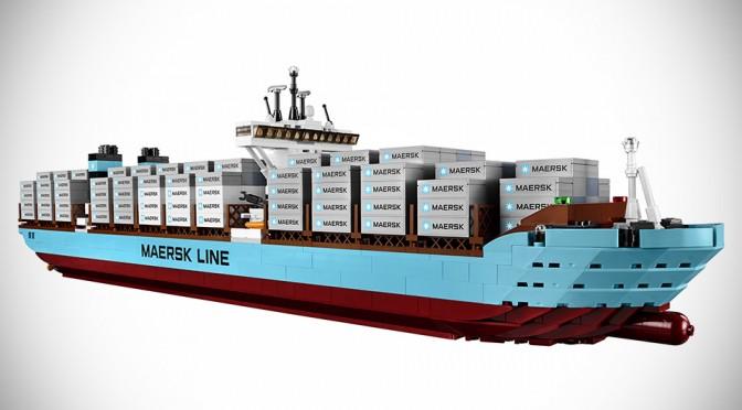 LEGO Maersk Line Triple-E