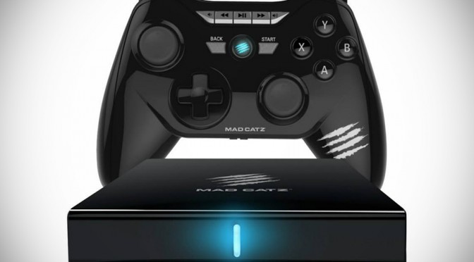 Mad Catz M.O.J.O Micro-Console for Android
