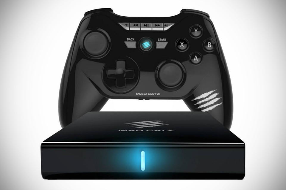 Mad catz m o j o micro console for android mikeshouts - Mad catz mojo micro console ...