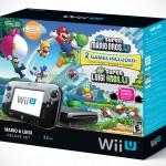 Nintendo Wii U Mario & Luigi Deluxe Set