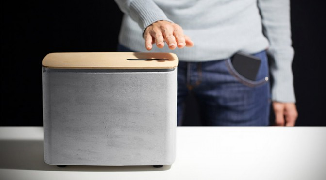 P.A.C.O. Bluetooth Speaker with Gestural Controls