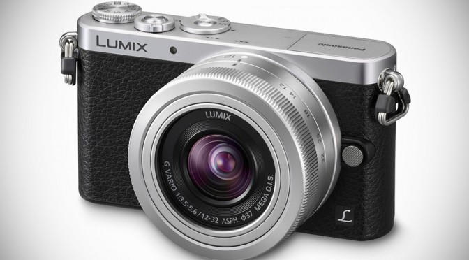 Panasonic Lumix DMC-GM1 DSLM Camera