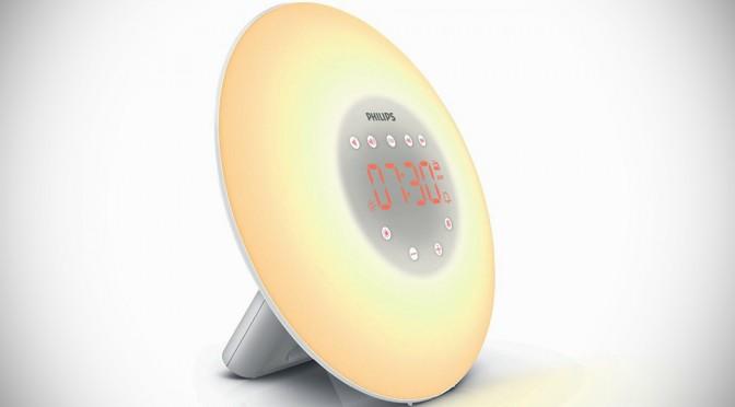 Philips Wake-up Light - HF3505