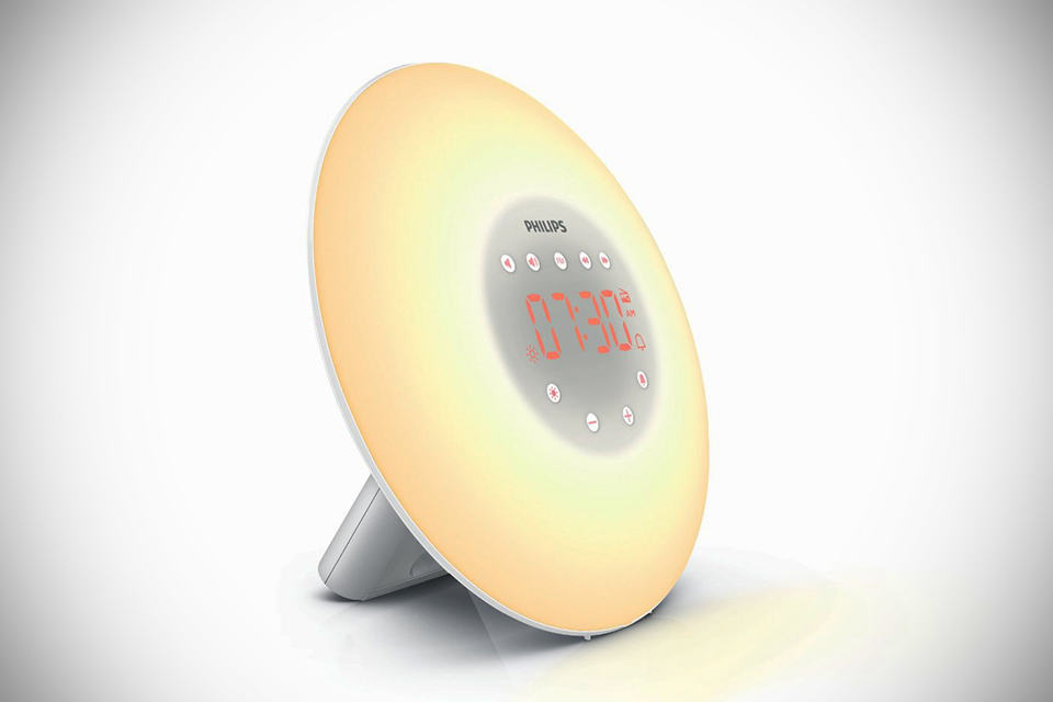 philips wake up light mikeshouts. Black Bedroom Furniture Sets. Home Design Ideas