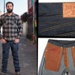 "Roy 11oz Denim ""Big Bro"" Jeans"