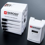 SKROSS USB Charger and Travel Adapter