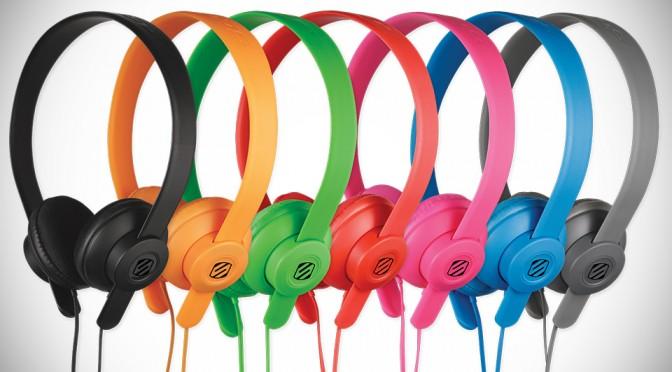 Scosche lobeDOPE Headphones