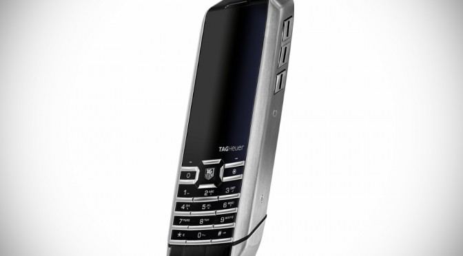 TAG Heuer MERIDIIST II Luxury Phone