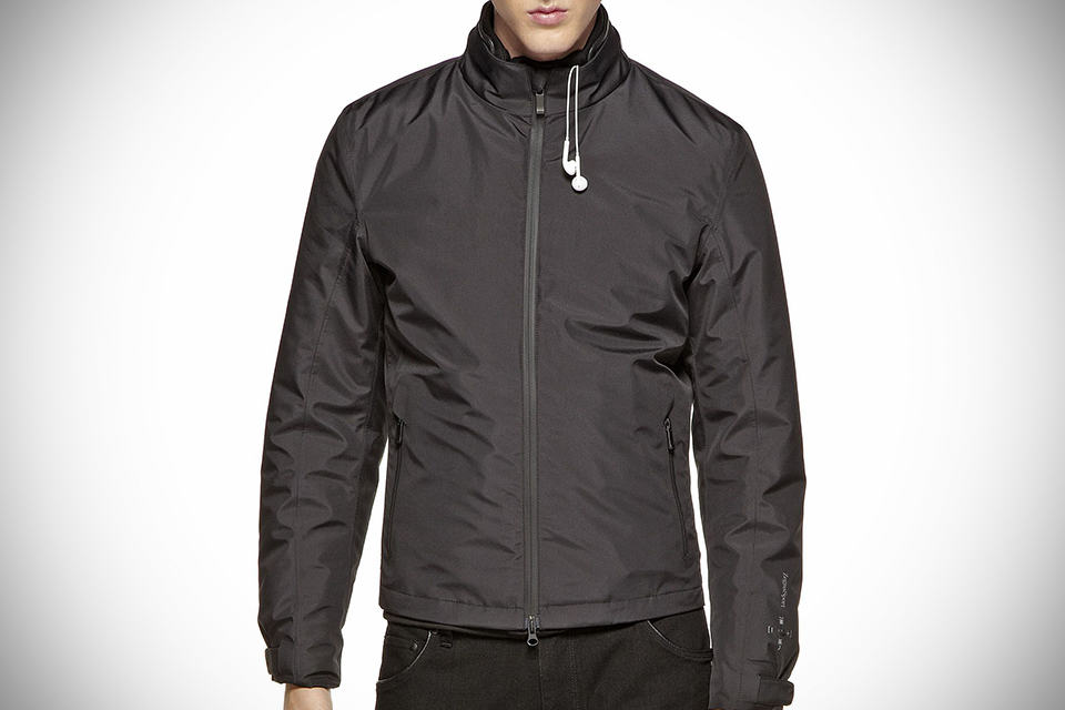 Zegna Sport Icon Jacket Shouts