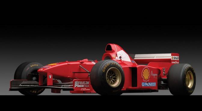 1997 Ferrari F310 B Formula 1 Race Car