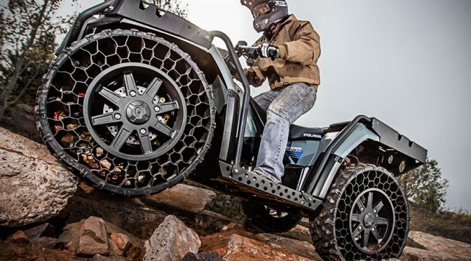 2014 Polaris Sportsman WV850 H.O. ATV
