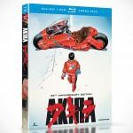 Akira: 25th Anniversary Edition Blu-ray + DVD Combo