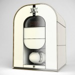 Bonaverde Roast-Grind-Brew Coffee Machine