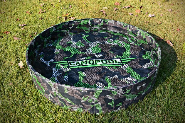 CAMOPOOL Camouflage Inflatable Pool