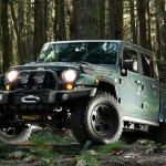 Filson Edition AEV Brute Double Cab Jeep