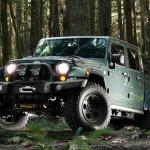 Filson Edition AEV Brute Double Cab Jeep