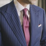 Bulletproof Three-Piece Suit by Garrison