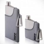 HIPP GR1 Titanium Flask