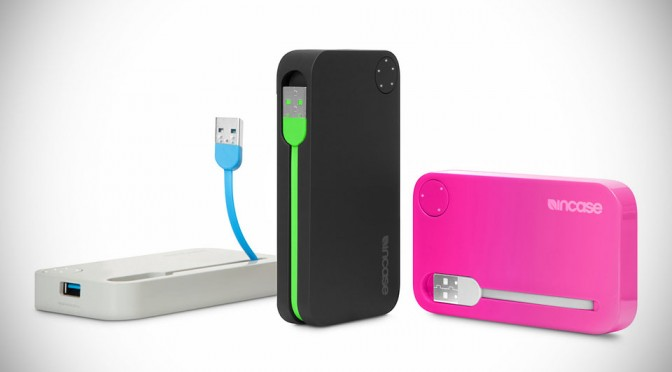 Incase Portable Power Packs
