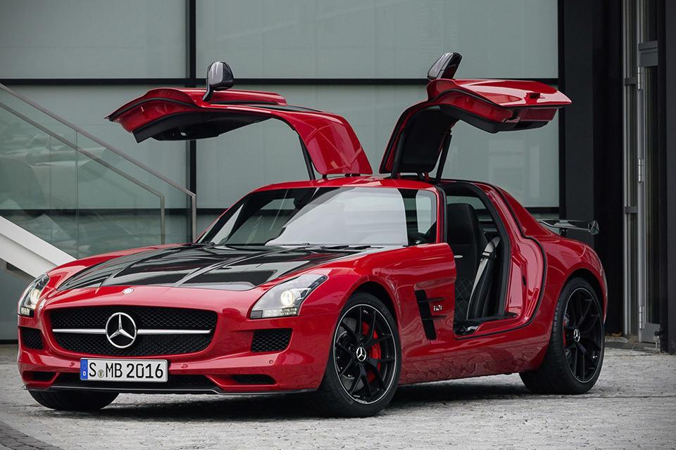 Mercedes benz sls amg gt final edition mikeshouts for Mercedes benz sls amg red