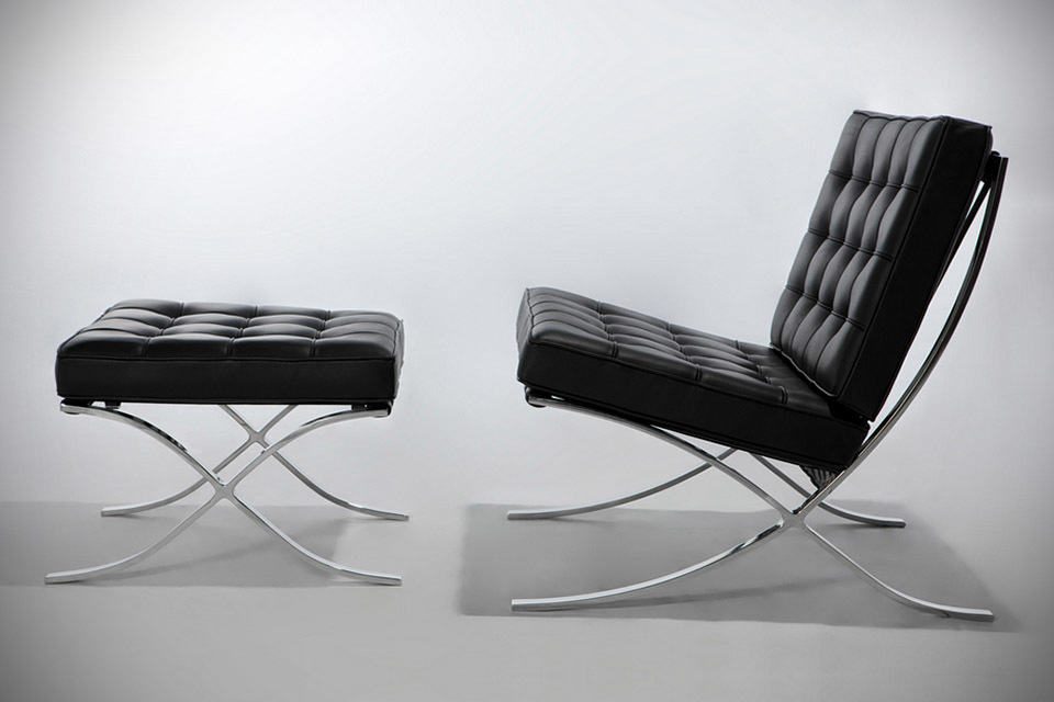 mies van der rohe barcelona chair mikeshouts. Black Bedroom Furniture Sets. Home Design Ideas