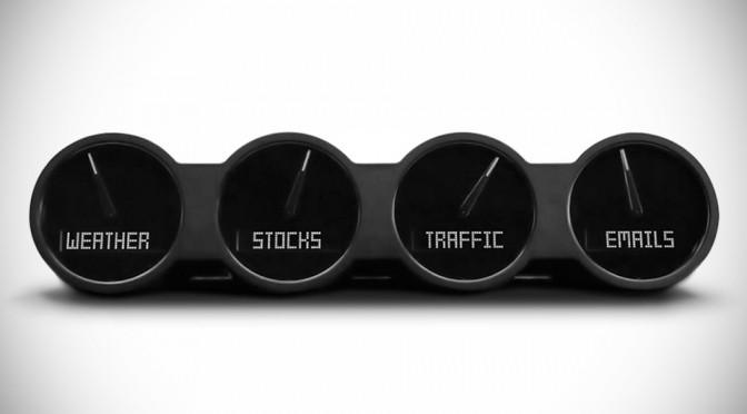 Nimbus Smart Dashboard + Clock