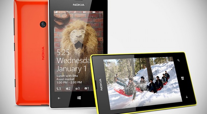 Nokia Lumia 525 Windows Phone