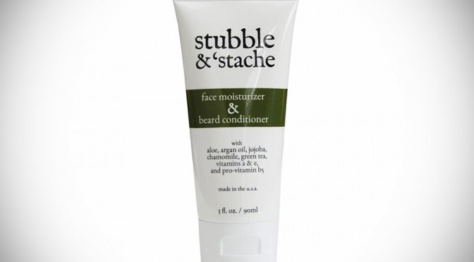 Stubble & 'Stache Face And Beard Care