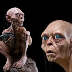The Lord Of The Rings: Life-size Gollum Statue