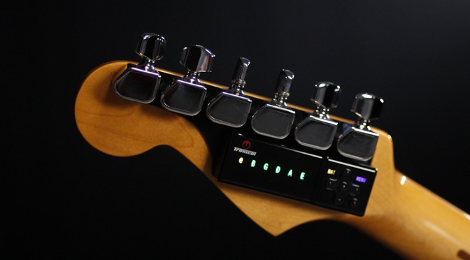 TronicalTune Automatic Guitar Tuner