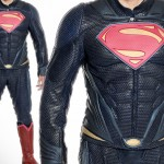 UD Replicas Man of Steel Leather Suit