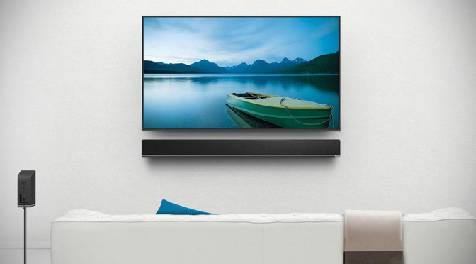 "Vizio 54"" 3.0 Home Theater Sound Bar"