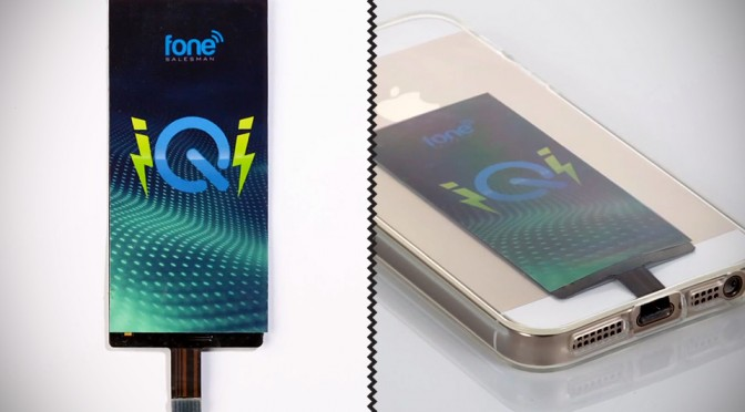 iQi Mobile Wireless Charging for iPhone