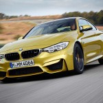 2015 BMW M3 Sedan and BMW M4 Coupe