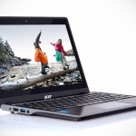 Acer C720P Chromebook with Multi-touch Display