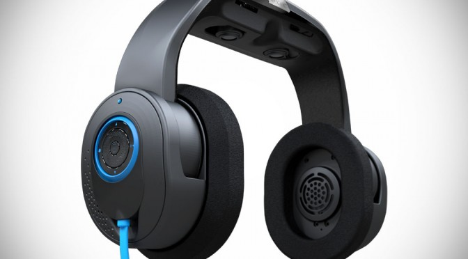 Avegant Glyph Head Mounted Display - Audio mode